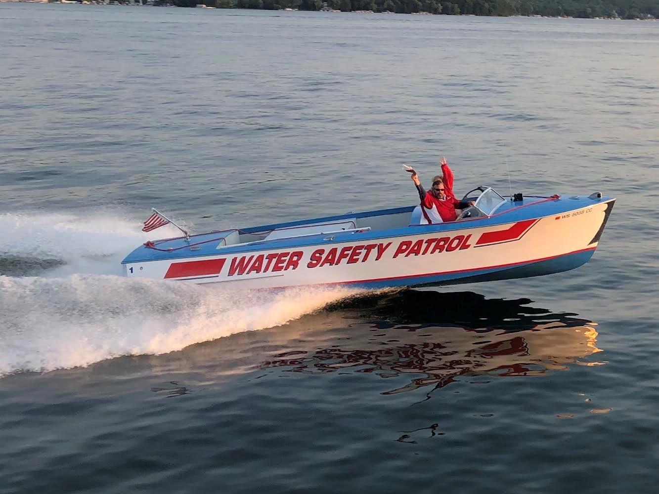 "Boat #1 - 1965 ""Richard W. Scherff"" Custom"